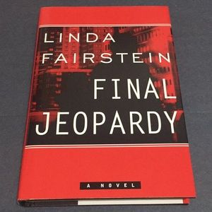 Final Jeopardy by Linda Fairstein